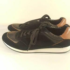 Coach Q6816 Rebecca Sneaker Women Size 10 Black